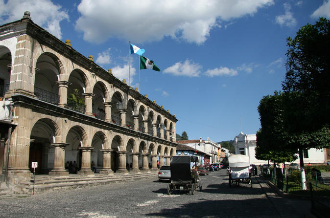 Full day tour of antigua city and surrounding villages with lunch in guatemala city 202424