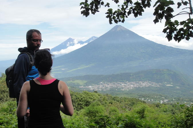 Pacaya volcano tour and hot springs with lunch from guatemala city in guatemala city 205012