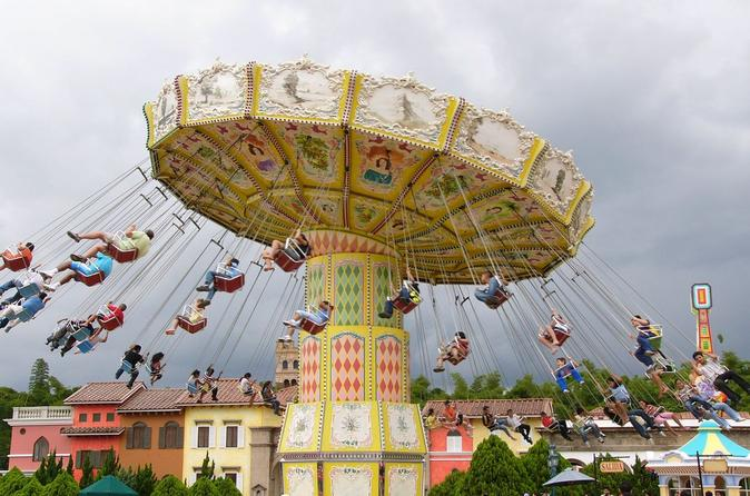 Xetutul Theme Park Admission from Guatemala City