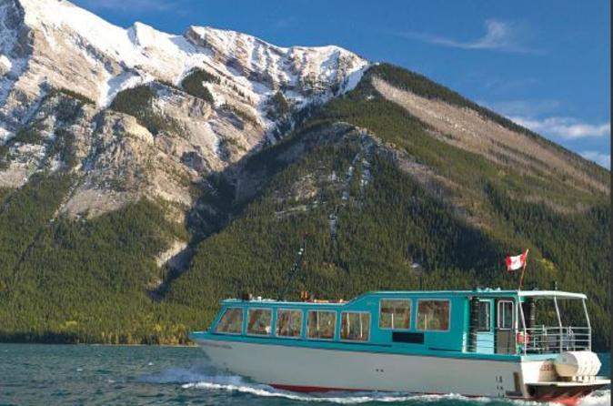 Banff lake cruise in banff 353907