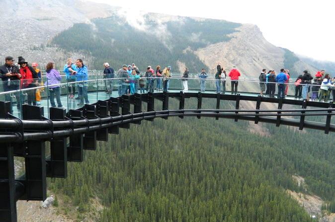 Icefields Parkway Discovery a Jasper, saindo de Calgary