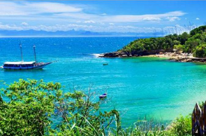 Viagem de um dia para Búzios saindo do Rio de Janeiro