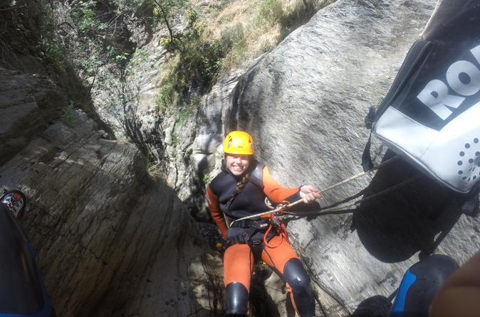 Canyoning in almer a in almer a 295232