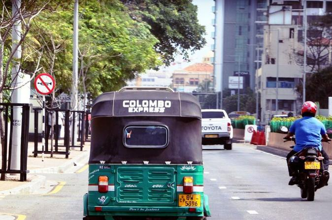 Colombo city tour by tuk tuk in colombo 344848