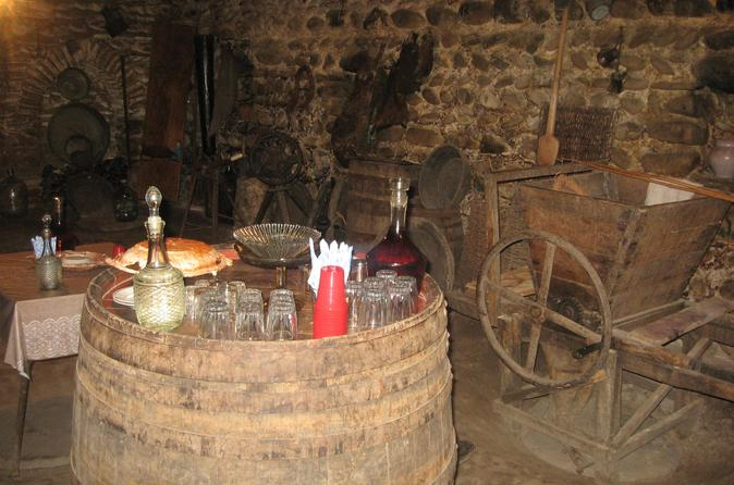 Georgian wine and dine tour with a visit to a 300 year old winery in tbilisi 342557