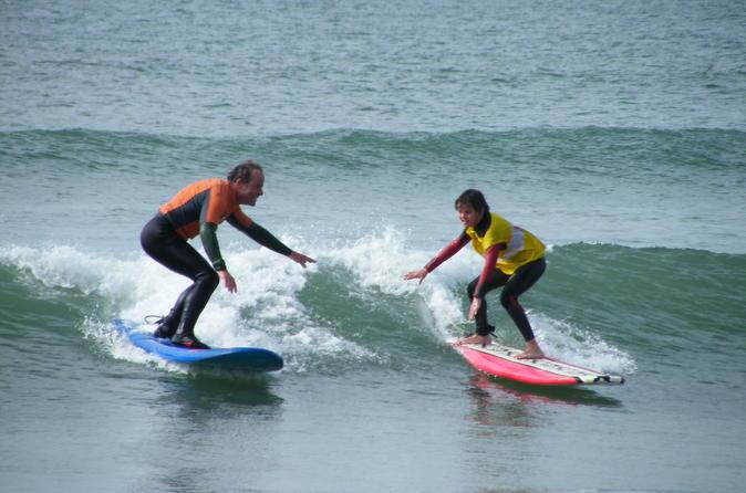 Jornada de Surf en Oporto