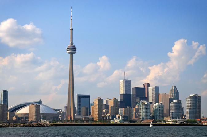 Excursão com várias paradas pela cidade de Toronto