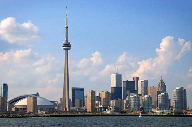 Excursão em ônibus panorâmico pela cidade de Toronto