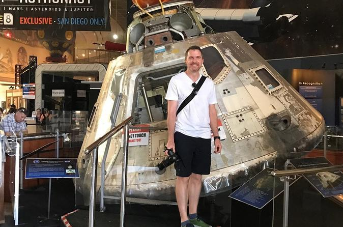 San Diego Air & Space Museum Admission