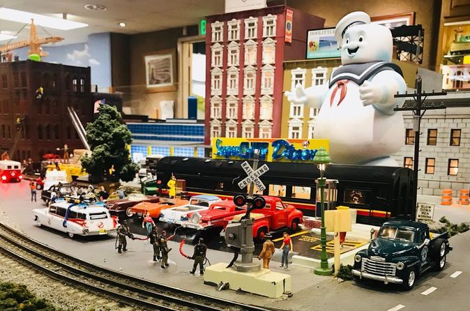 San Diego Model Railroad Museum Admission