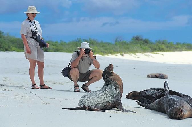 5-Day Galapagos Tour: Santa Cruz and Isabela Islands