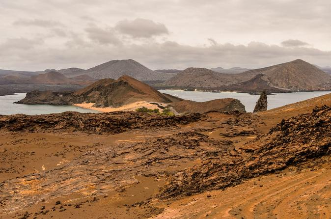 Full-Day Bartolome Island Tour