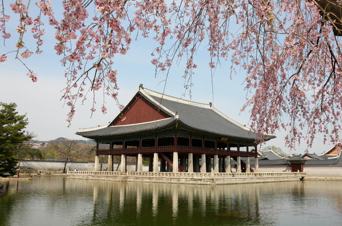 Full-Day Essential Seoul Tour""