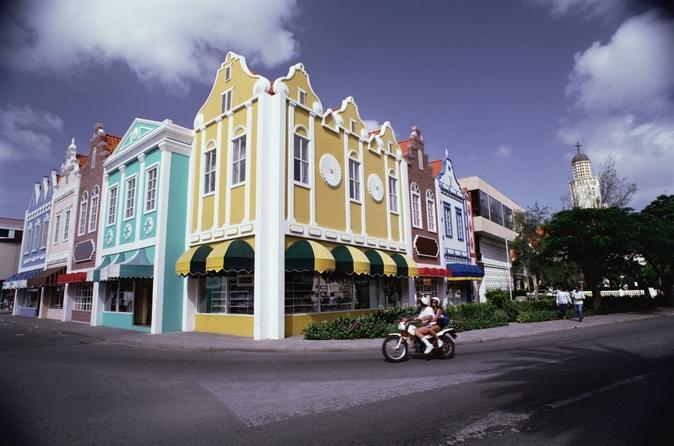 Excursão pela ilha de Aruba