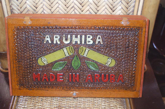 Excursão Turística da Made in Aruba