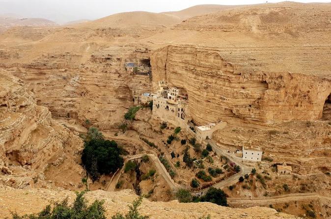Monasteries Of The Judean Desert - Jerusalem