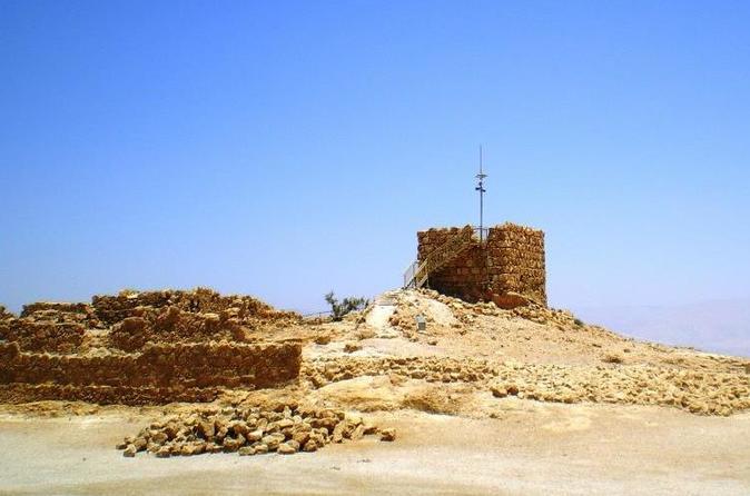 PRIVATE TOUR TO MASADA AND QUMRAN THROUGH THE JUDEAN DESERT AND ALONG THE DEAD SEA