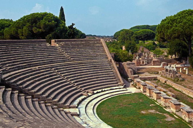 Small Group Tour - Ancient Ostia Half-Day from Rome