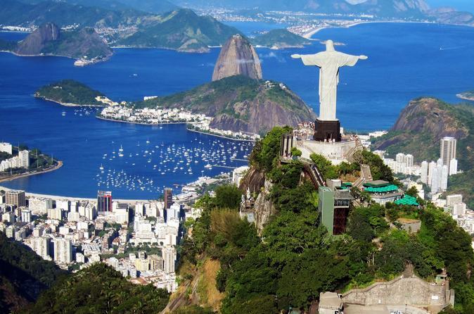 Excursão de Dia Inteiro com Almoço pelos Destaques do Rio de Janeiro