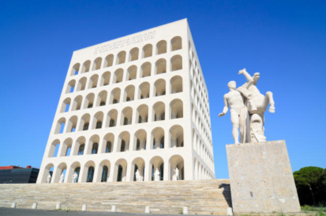 rome eur district mussolini and fascism private walking tour 2019