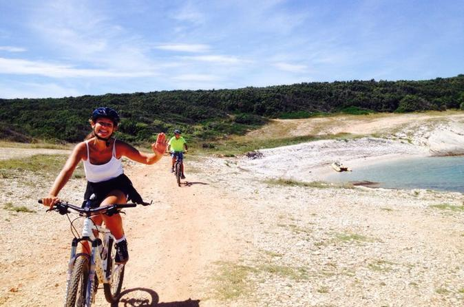 Kamenjak peninsula bike tour and wine tasting from pula in pula 293933