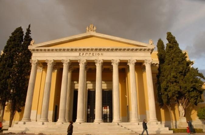 Athens Photography Walking Tour: Ancient Footsteps