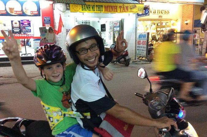 Ho Chi Minh City Private Tour: Discover Saigon Nightlife by Scooter in Vietnam Asia