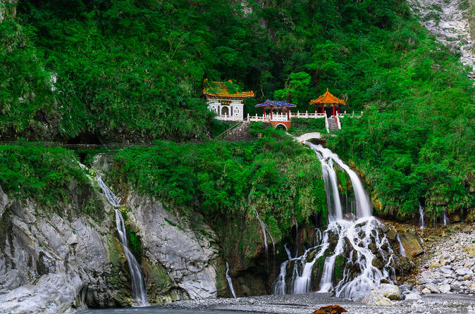 5 day best of taiwan tour from taipei sun moon lake taroko gorge in taipei 500200
