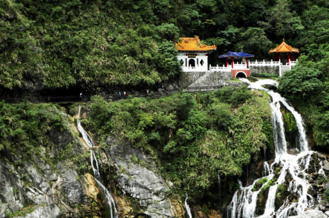 Taroko gorge full day tour from taipei in taipei 113572