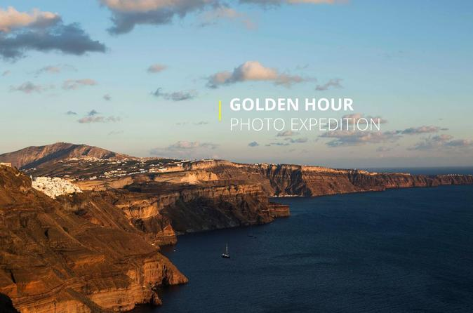 GOLDEN HOUR PHOTO EXPEDITIONS - Santorini