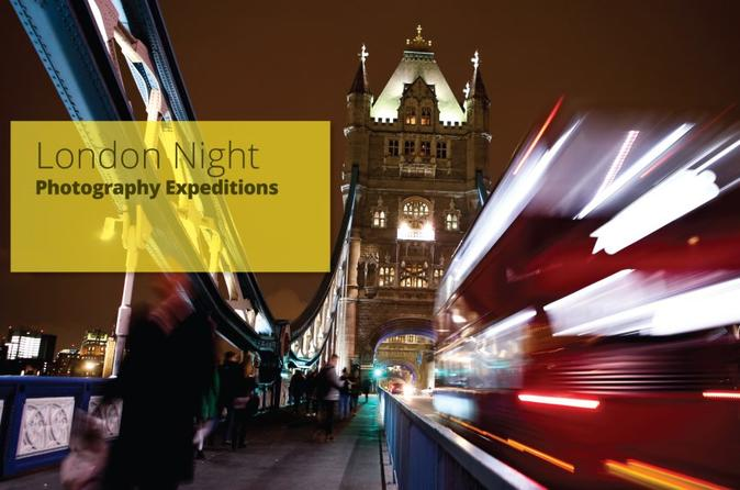 London Night Photography Expedition