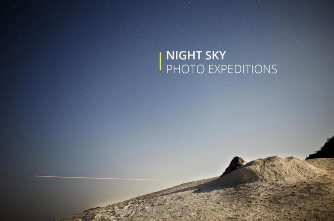 NIGHT SKY PHOTO EXPEDITIONS - Santorini