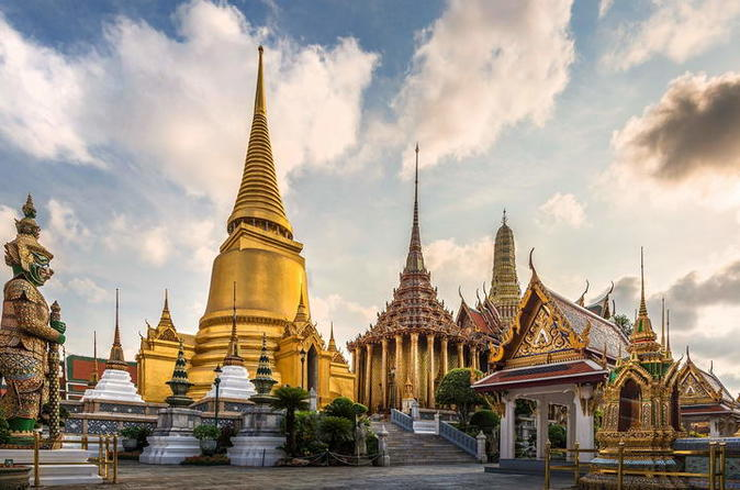 Halbtagestour zum Royal Grand Palace