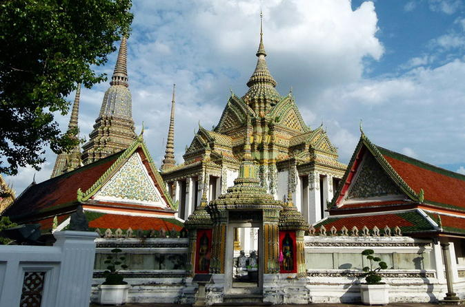 HalfDay Private Tour The Best Of Bangkok Temples 2017