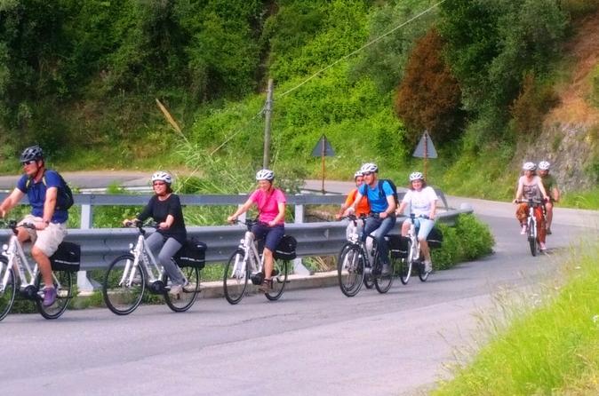 Baie del levante e biking tour from levanto in levanto 295324