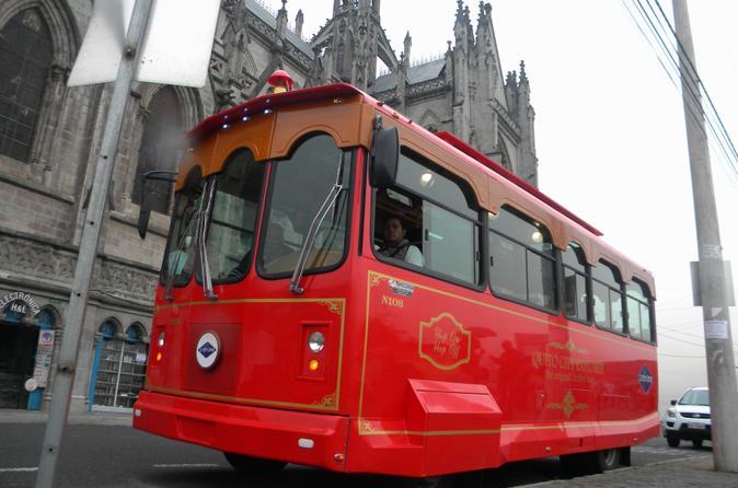 City tour de meio dia por Quito