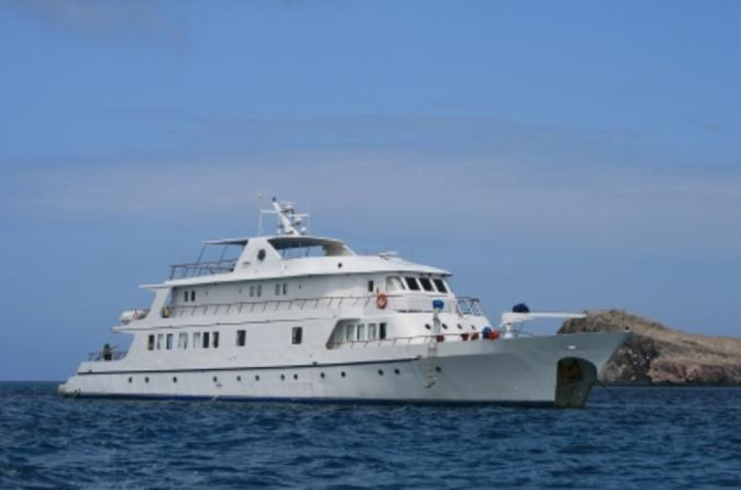 Galapagos Islands Explorer Package from Santa Cruz Island