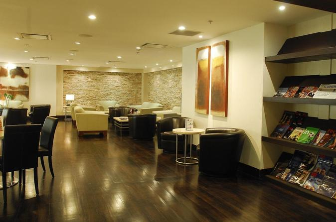 Guayaquil Airport VIP Lounge Access with Departure Transfer