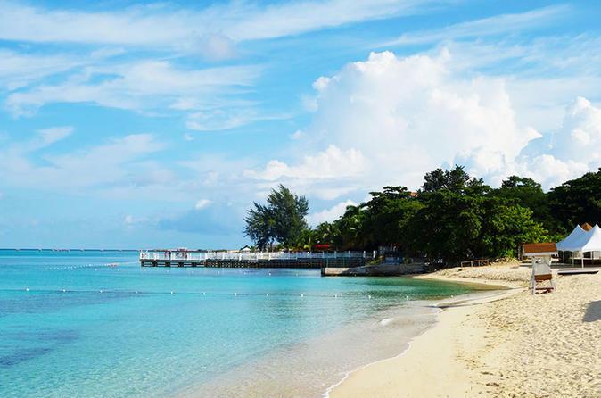 Montego Bay to Montego Bay Beach Water Fletcher