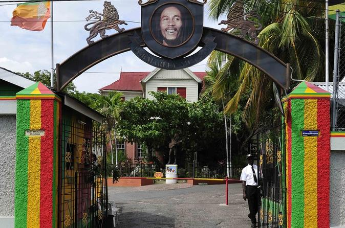 Small Group Bob Marley Nine Miles Day Trip from Montego Bay