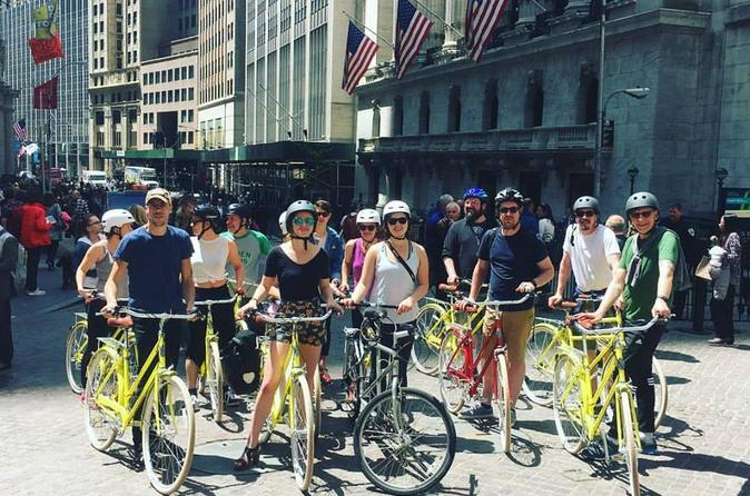 Lower manhattan bike tour from brooklyn in new york 331562