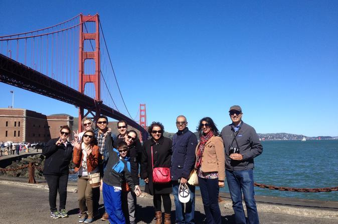 San Francisco and Sausalito Tour