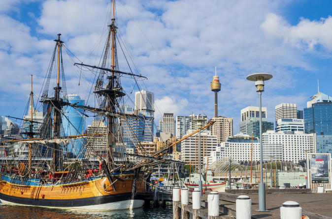 Discover the Rocks and Darling Harbour