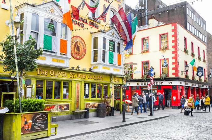 Dublin: Must See Experience with a Local Host