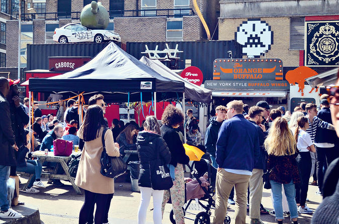 Eclectic Urban Food Culture: London with a Local