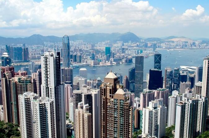HONG KONG: KICKSTART YOUR TRIP