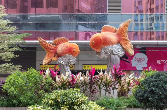 Hong Kong: Street Art Experience
