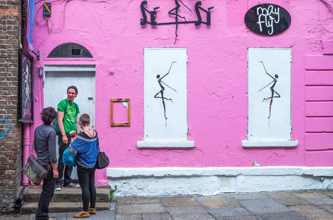 KICKSTART YOUR TRIP IN DUBLIN