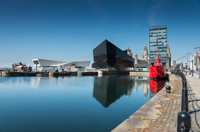 Liverpool: Book a Local Host Full DAY
