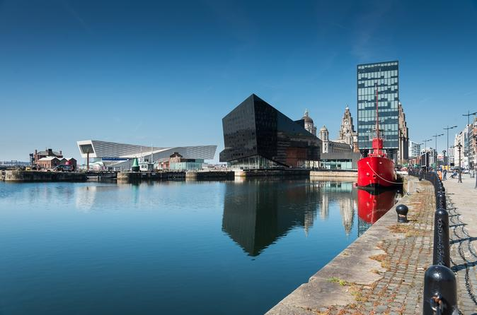 Liverpool: Book a Local Host